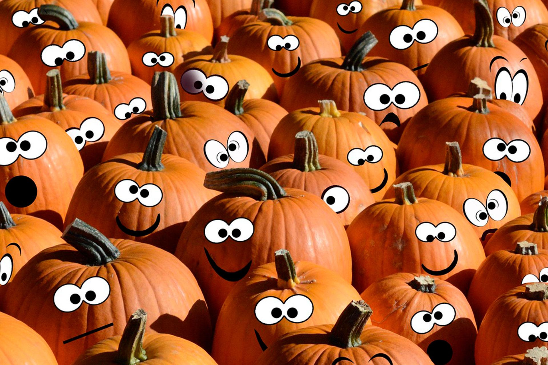 Buona Festa Social Della Zucca Social Da Incubo Ad Halloween